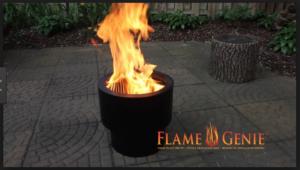 flame genie