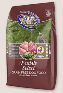 NutriSource Prairie Select