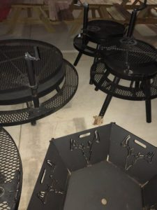 Texas Wildlife Supply Fire Pits
