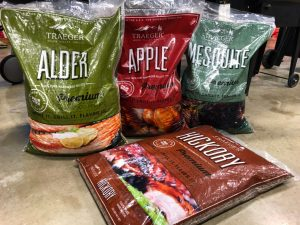 Traeger Pellets and Sauces