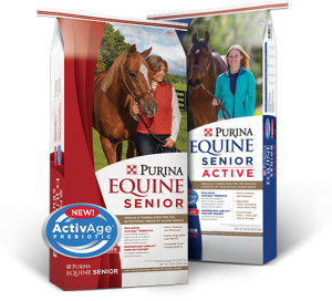 Purina Equine Senior Promotion