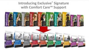 Exclusive Signature with Comfort Care